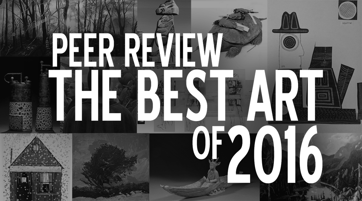 Peer Review: The Best Art Of 2016