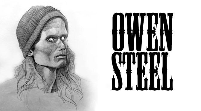 Owen Steel Weird Looks (Matt Watkins)