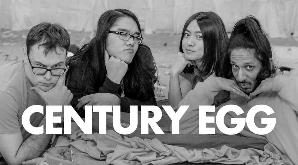 New Music: Century Egg Releases 'River God' EP