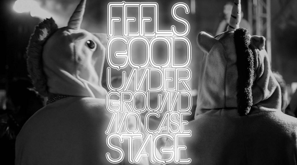 "FeelsGood Bring Underground ""No Case"" Show To East Coast Music Week"