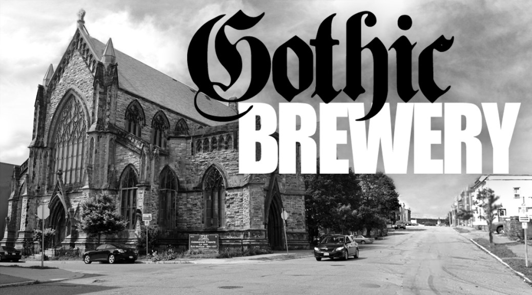 Developer Proposes Saint John's Gothic Arches As New Brewery