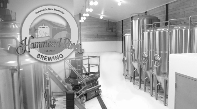 Hammond River Brewing: New Brewery And Taproom Nears Completion