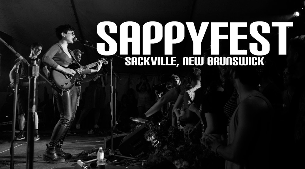 Updated: SappyFest Make Their 2017 Festival Line-Up Announcement