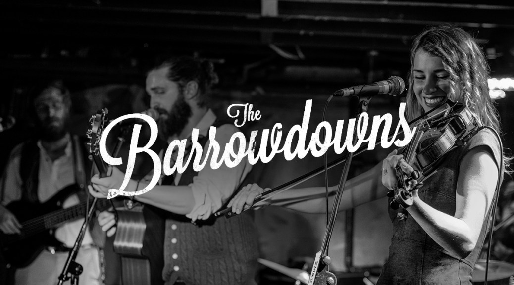 The Barrowdowns Tease New Album With 'Mockingbird' Single