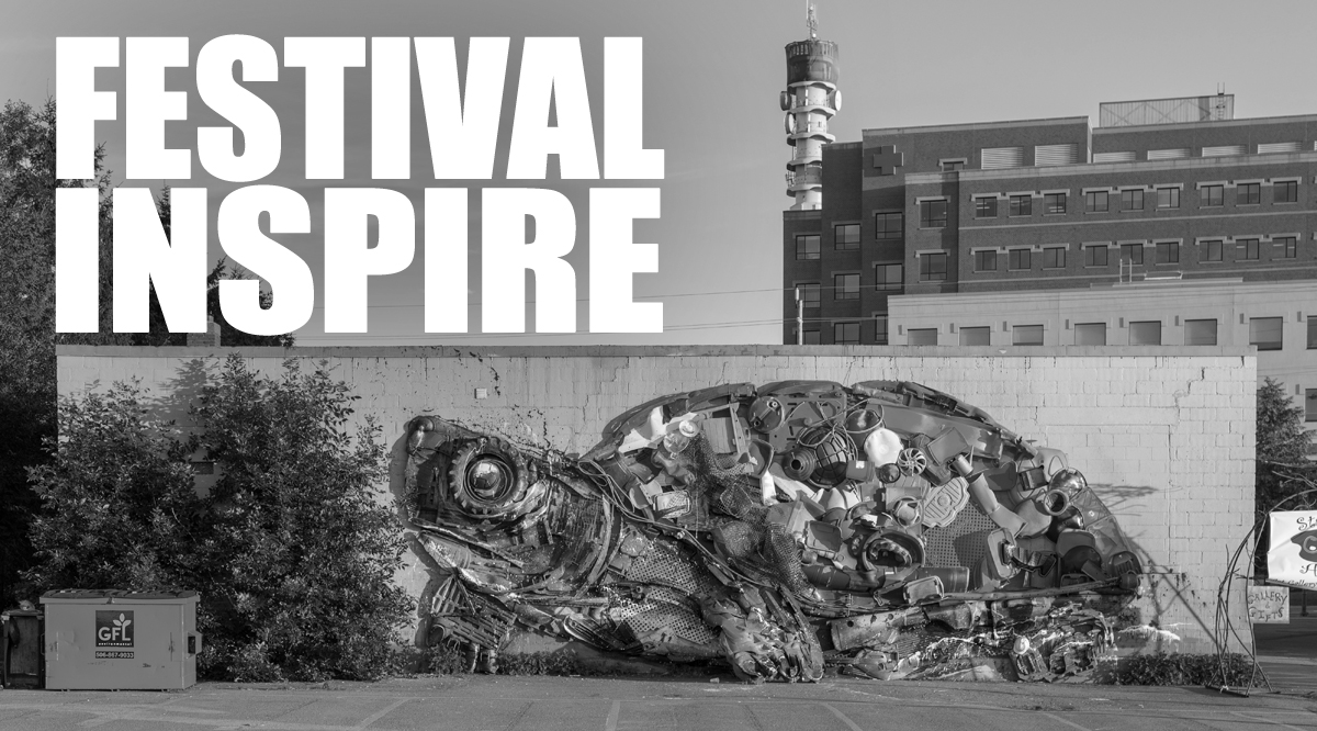 Our Favourite Murals From Festival Inspire 2017