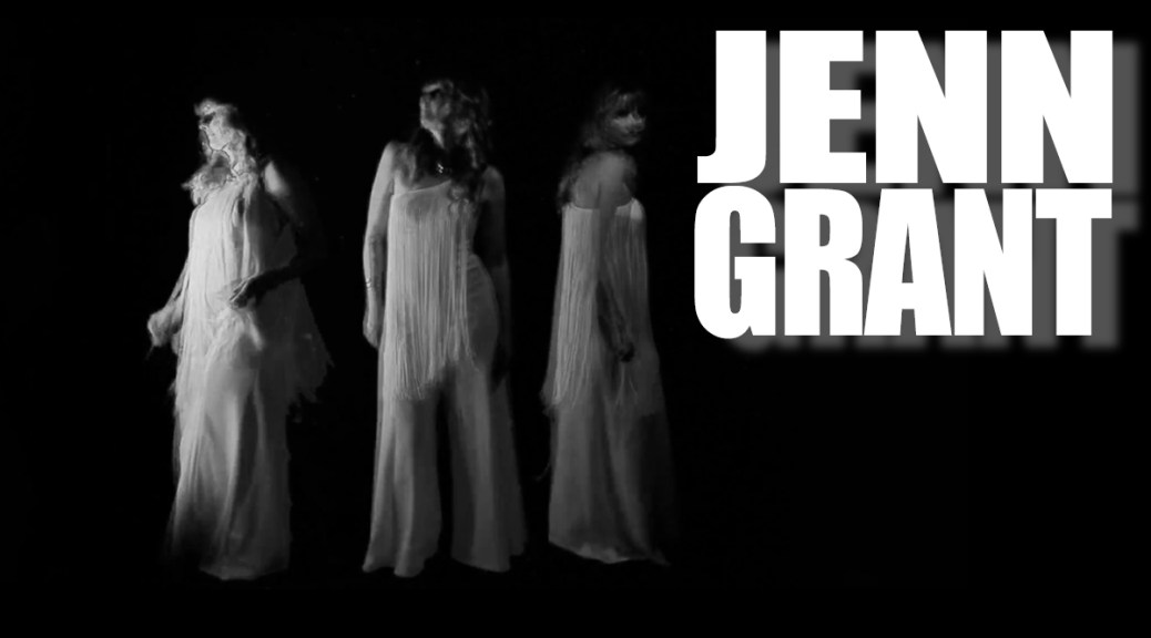 Music Video: Jenn Grant Rocks Some Fringe In 'Sorry Doesn't Know'