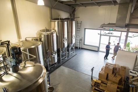 Long Bay Brewery (Tyler Warren Ellis/The East)
