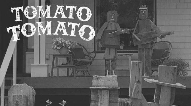 Bed & Breakfast Immortalize Folk Musicians Tomato/Tomato As Folk Art