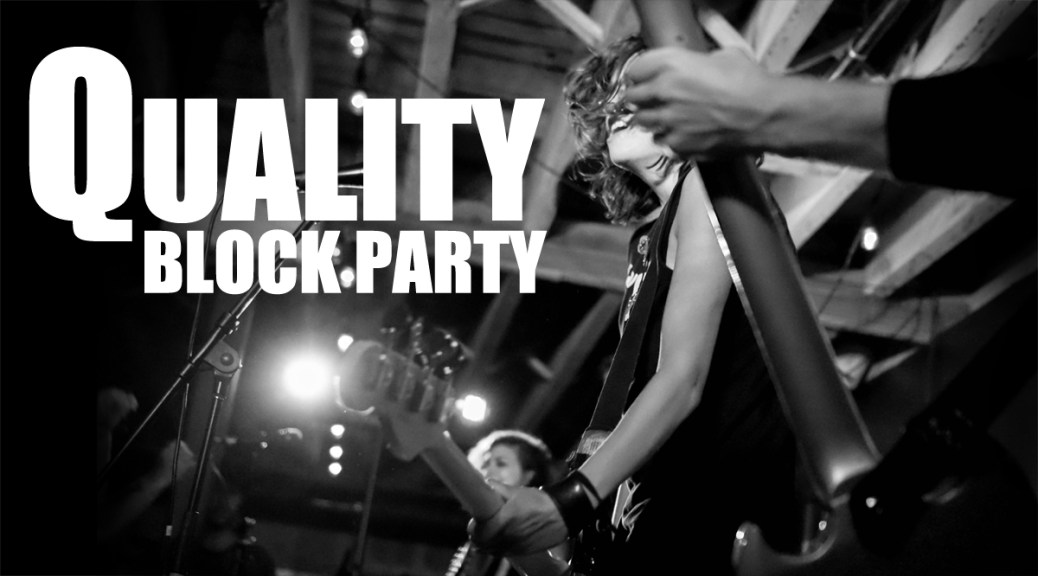 Quality Block Party v1.2: Independently Saint John