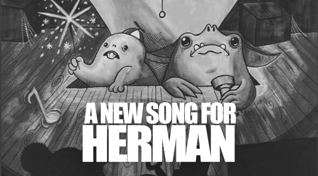 A New Song for Herman: Children's Book Gets Sequel