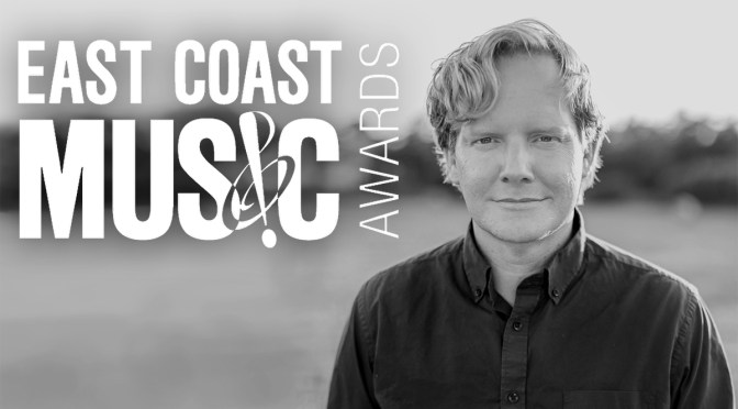 Jonathan Torrens East Coast Music Awards_Nicole Lapierre