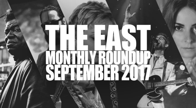 Monthly Roundup: September 2017