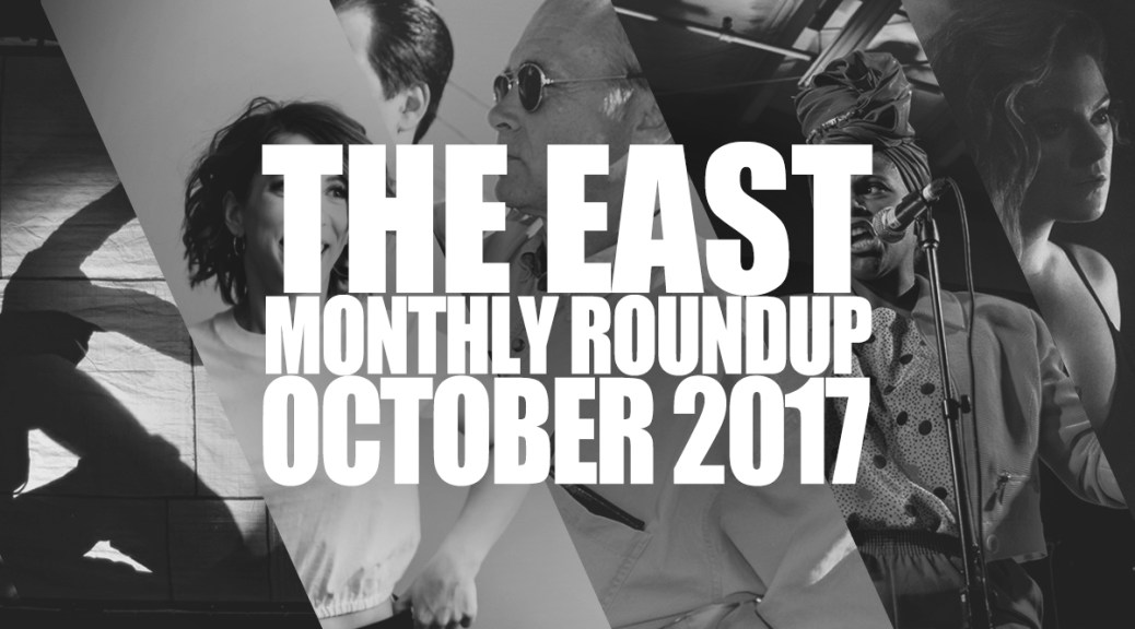 Monthly Roundup: October 2017
