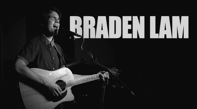 Single: Braden Lam Debuts First Single From Upcoming EP 'Into The Light'
