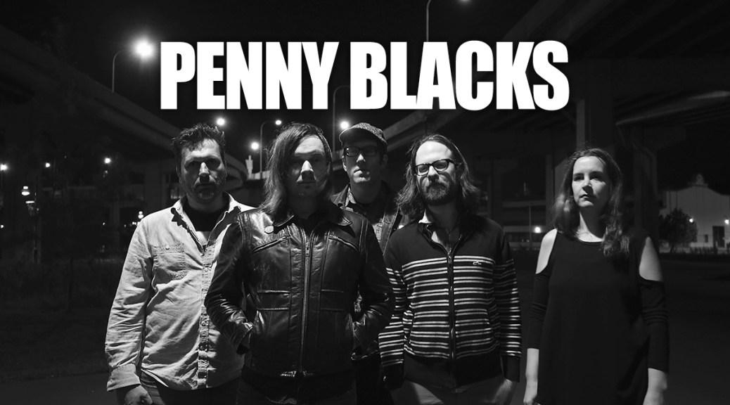 New Music: Penny Blacks Release Sophomore Album 'Long Lights'