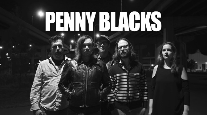 New Music: Penny Blacks Release Sophomore Album 'Long Lights'