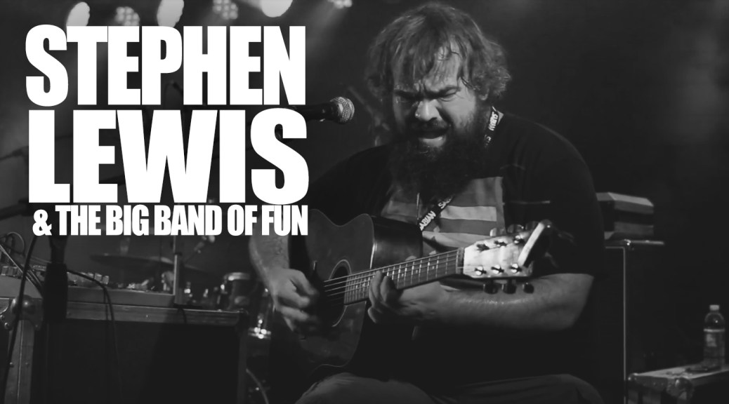Music Video: Stephen Lewis & The Big Band Of Fun Annual Birthday Funkup Breaks Out 'Everybody Dance'