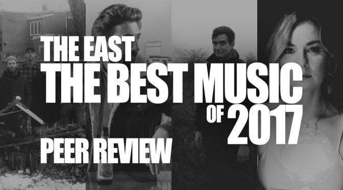 Best Music of 2017 Peer Review
