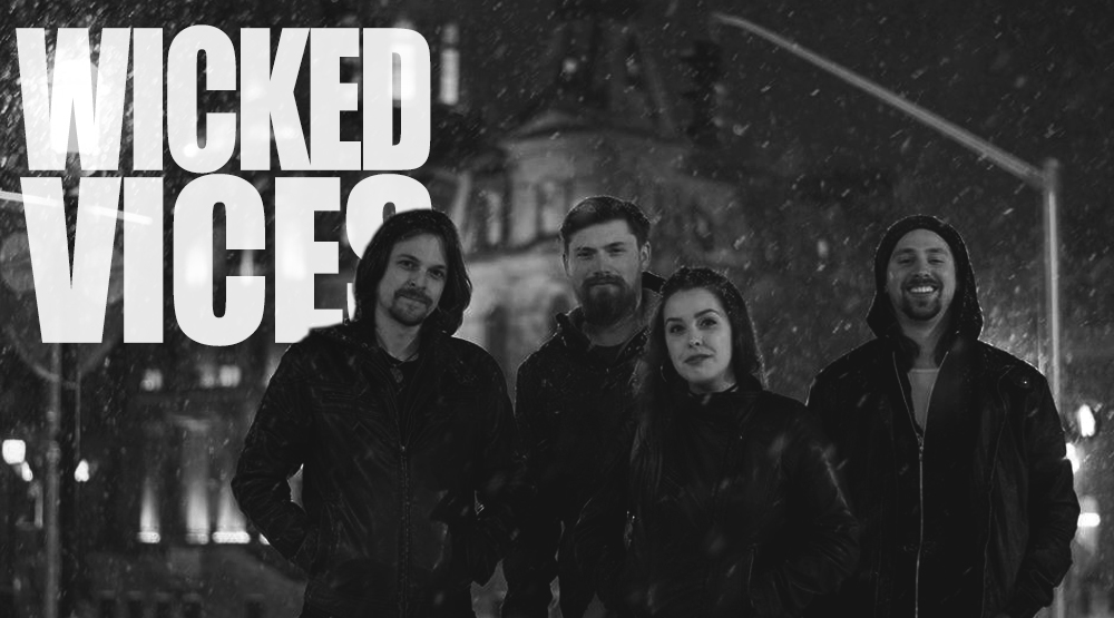 Single: Wicked Vices' Hard Rocking 'Irish Goodbye'