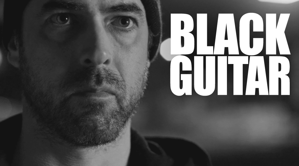 Film: Black Guitar Features Slowcoaster Frontman & A Dark Truth About The Music Industry