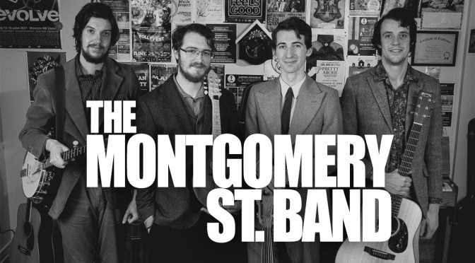 New Music: Montgomery St. Band Challenge New Brunswick Living On 'Quantum Internet'
