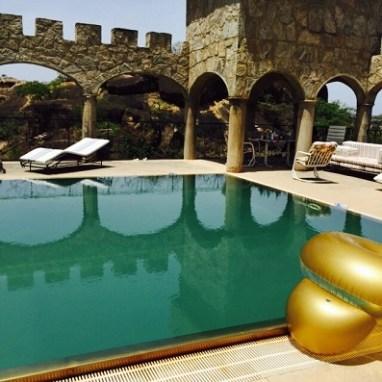 Kahuru Castle..........