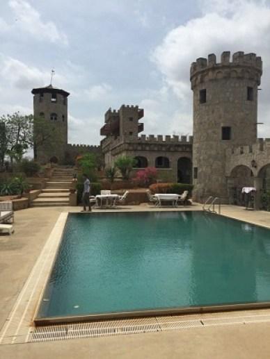 Kajuru Castle...