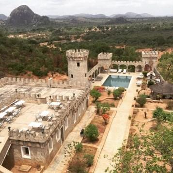 Kajuru Castle....