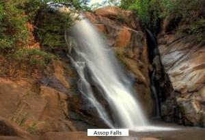 Assop falls