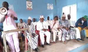 Southern Kaduna PDP in Jemaa