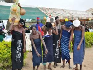 Gbagyi Women.