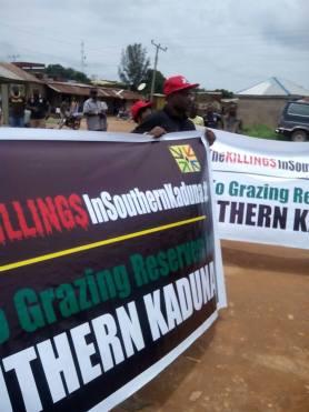 #StopTheSouthernKadunaGenocide...