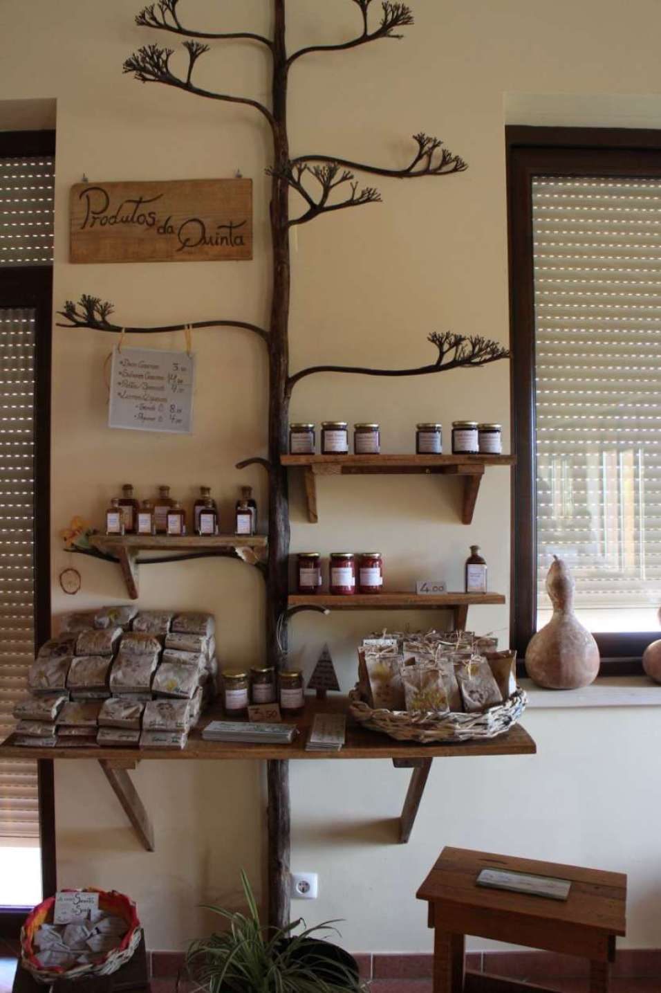 Some of the homemade products