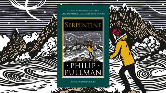 Review: Philip Pullman, Serpentine – 'A crucial, brief part of Lyra's  narrative, but oh so lovely'