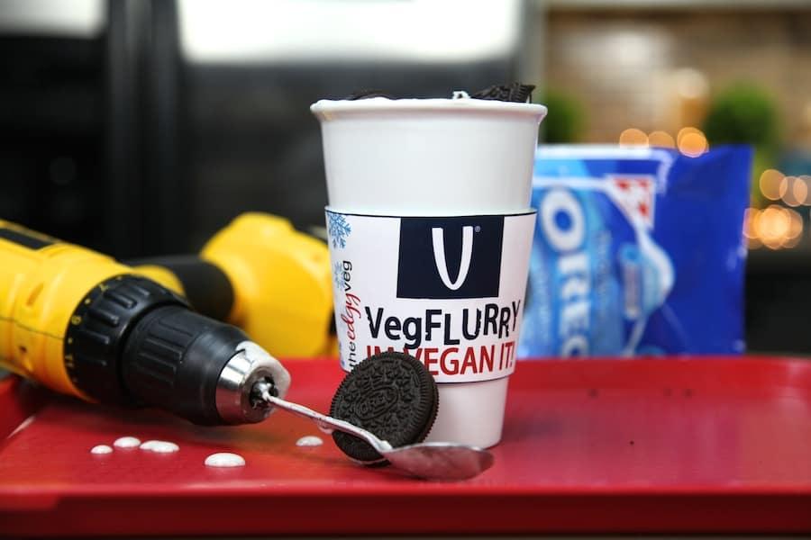 Vegan McFlurry Recipe Dairy-free by The Edgy Veg