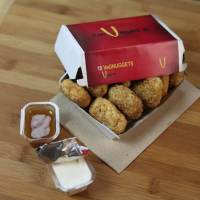 Vegan McDonalds Series: Chicken McNuggets