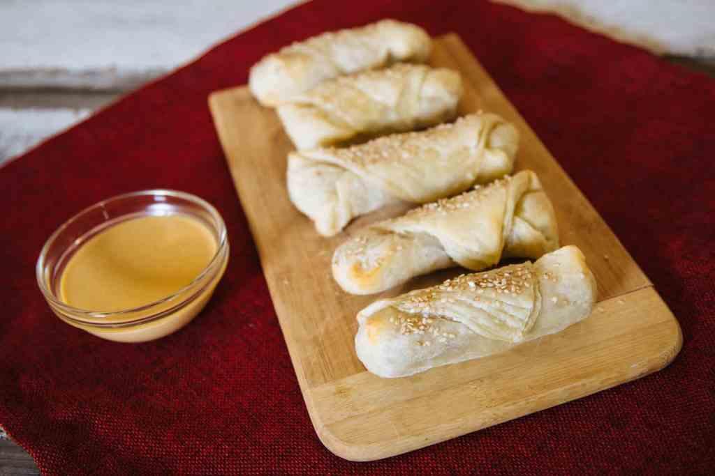 vegetarian sausage roll recipe