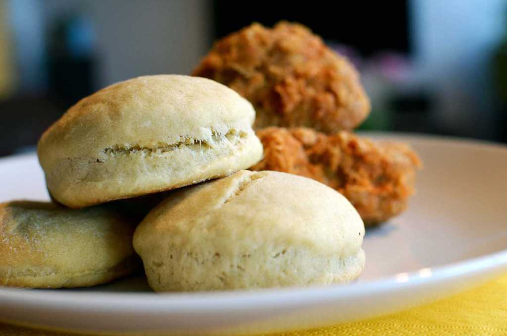 vegan Biscuit recipe
