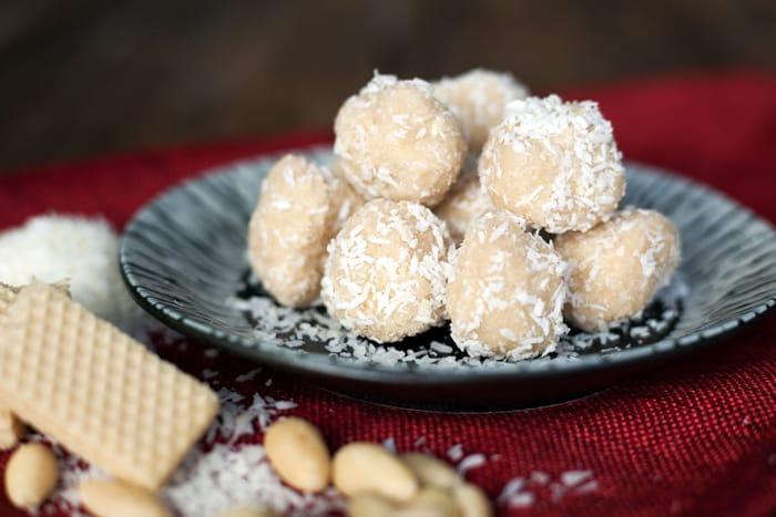 vegan coconut candies recipe