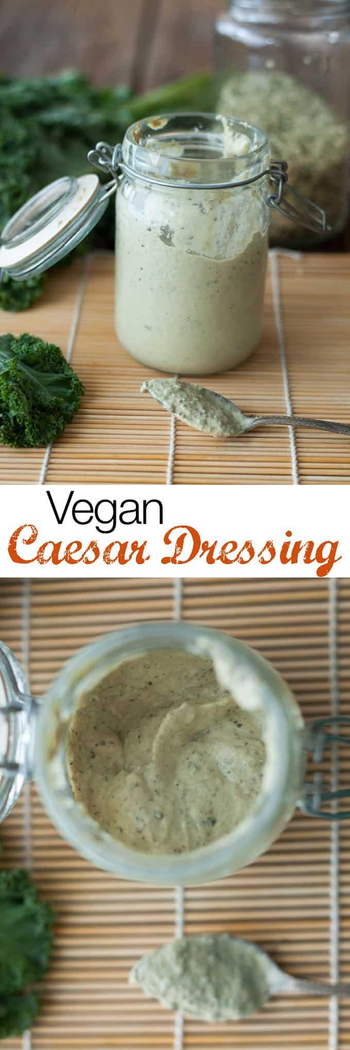 vegan Caesar Dressing recipe
