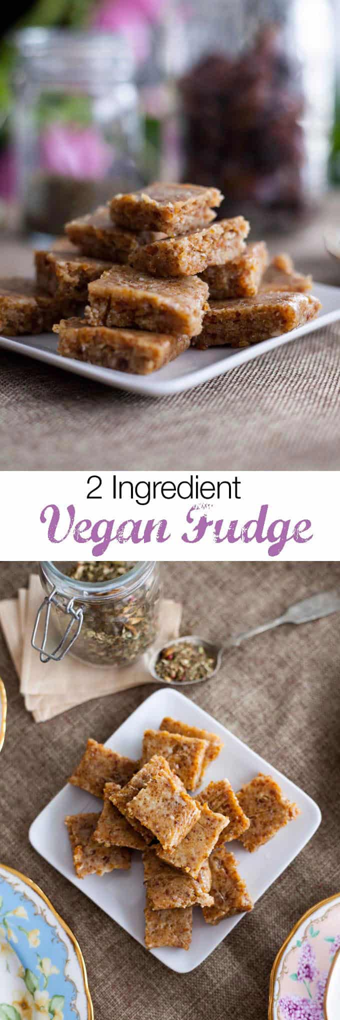 Easy raw vegan fudge recipe