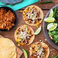 Jackfruit Tacos (Pulled Pork Tacos)