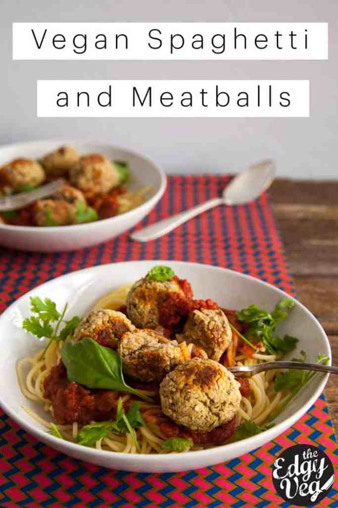 Vegan Spaghetti and Meatballs | Meatball Recipe