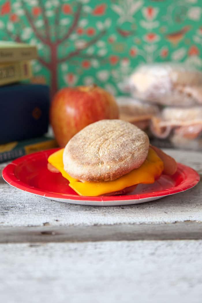 Easy Vegan Breakfast sandwich recipe
