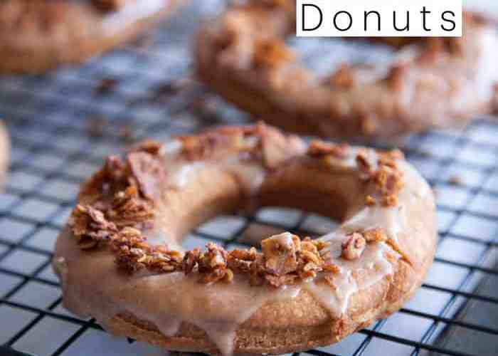 Vegan Pumpkin Spice Donuts Recipe