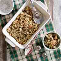 The Best Vegan Stuffing Ever!