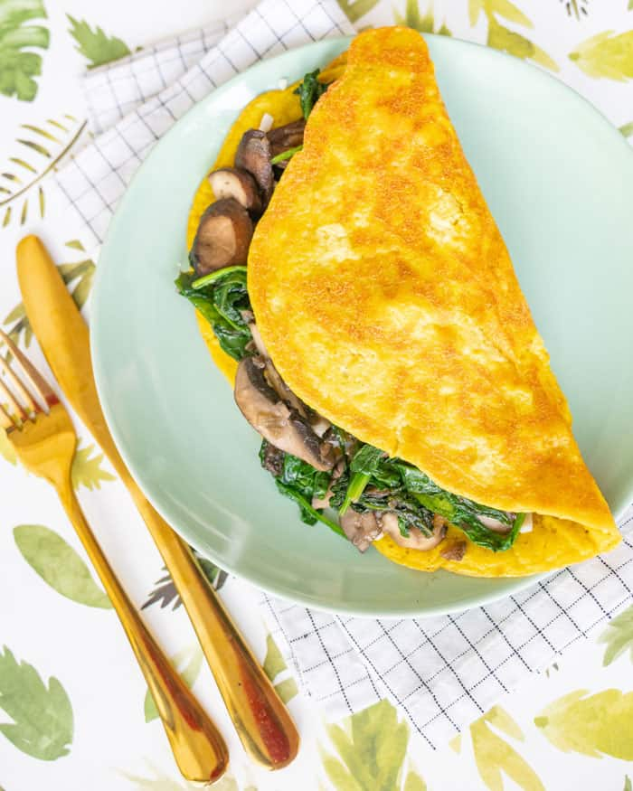 Vegan Omelette recipe