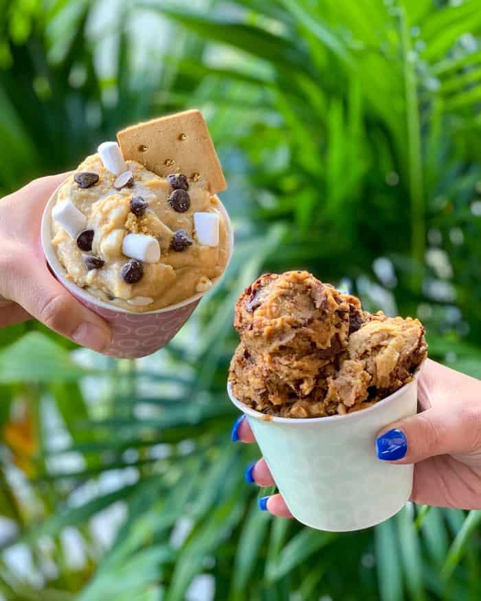 Vegan Cookie Dough Recipes