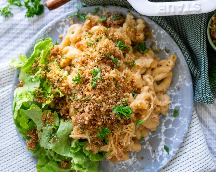 Jamie Oliver Ultimate Mac and Cheese Recipe