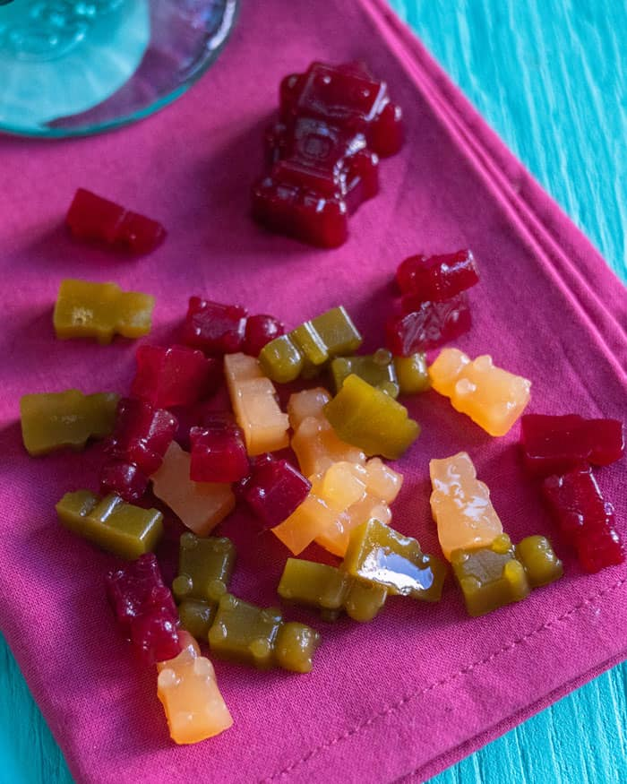 How To Make Gummy Bears Without Gelatin